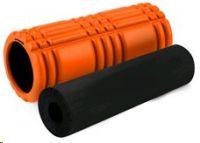 Spokey MIX ROLL fitness masážní válec 2v1, červeno-černý