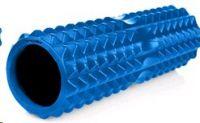 Spokey MIX ROLL SINGLE fitness masážní válec, modrý